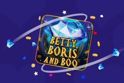 Betty, Boris and Boo -