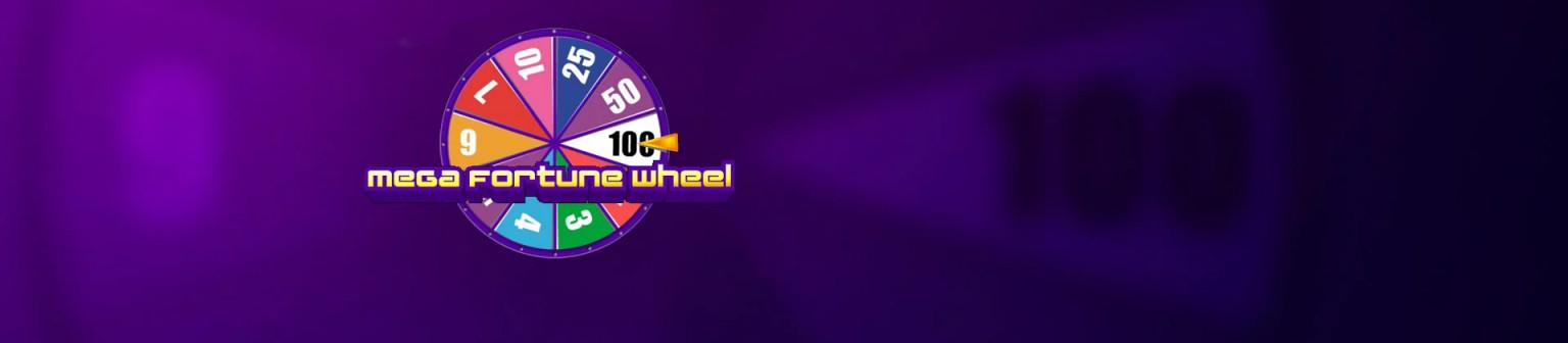 Mega Fortune Wheel Slot -