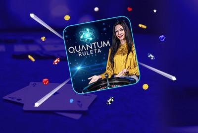 Quantum Ruleta -