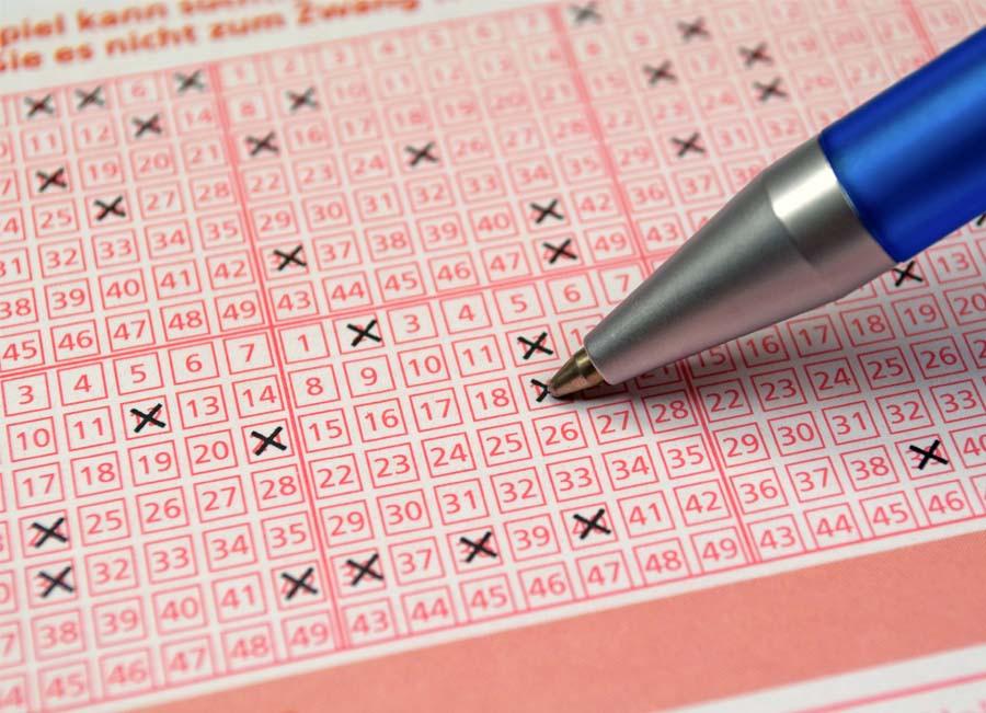 Lotto Ticket -