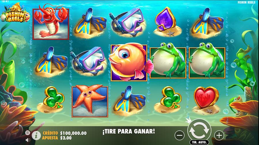 Fishin Reels Slot Es -