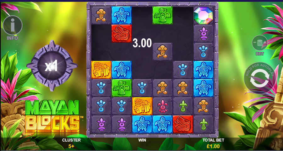 Mayan Blocks Bonus -