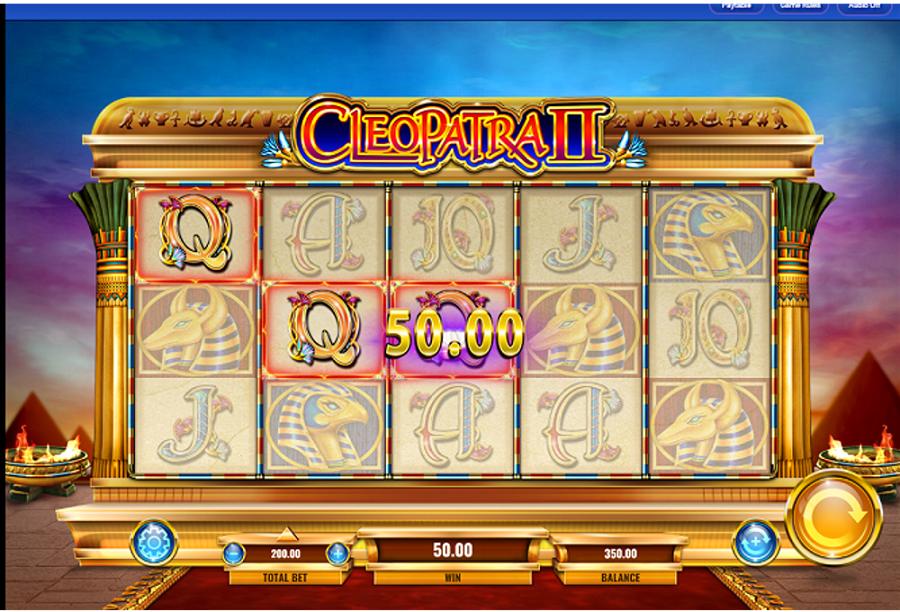 Cleopatra Ii Bonus -