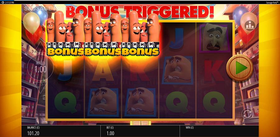 Sausage Party Bonus -