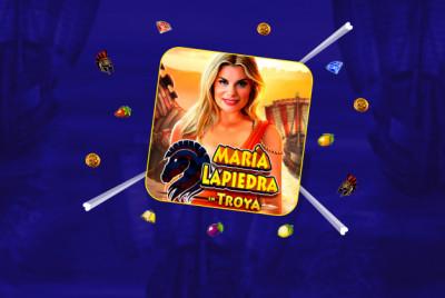 Maria Lapiedra En Troya -
