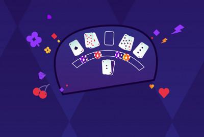 Blackjack de estrategia básica -