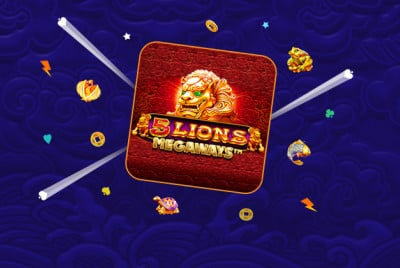 5 Lions Megaways -